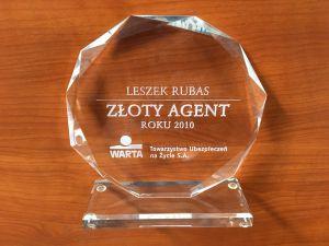 Złoty Agent 2010